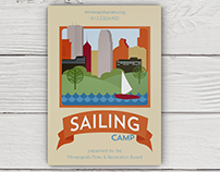 Minneapolis Parks & Rec Sailing Camp Guide Book