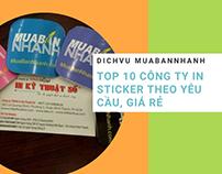 Top 10 cong ty in sticker dan TPHCM VietNamPrinting.com