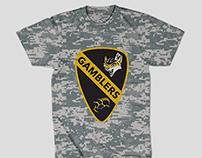 Gambler Camouflage Logo