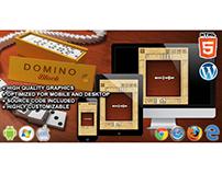 HTML5 Game: Domino Block