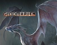 Gloomhaven Graphic Design