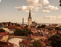 Old Tallin, Estonia