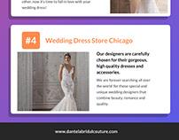 Wedding Dresses in Chicago
