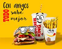 Publicity Burger King