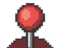 Arcade Thumb - logo and website