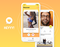 HEYYY! Dating App Project
