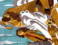 Afiche Barco de Vapor