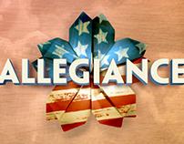 Allegiance Title Animation