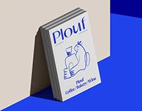 PLOUF | Visual Identity Design