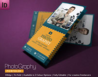 Photography Brochure - Indesign Template
