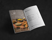 BREMER Menu Design
