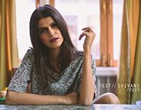Test // Shivani
