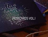 Postcards vol.1