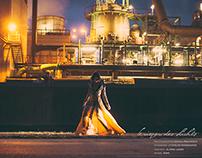 Lookbook Aljona Lange | Krieger des Lichts