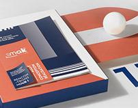 Smak studio - Brand identity by Treize grammes