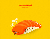 Dreams of sushi