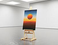 Gradient / Digital Painting