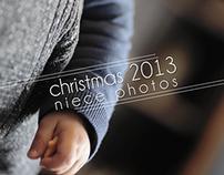 "Christmas '13: niece ""photoshoot"""
