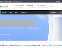 Chemstaff Website
