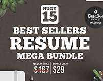 Best Sellers Resume Mega Bundle