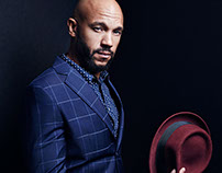 Stephen Bishop - Ebony Magazine