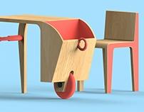 Rolltop: The School Desk