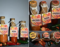 Sam's Sweet Chilli Sauce Co.