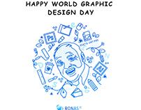 Graphic Design Day(Social Media art)