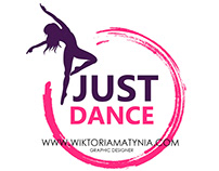 Dance School Logo Design