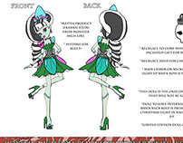 Monster High Doll Designs