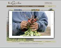 Website Design | Full Circle Farm