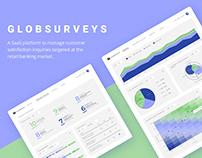 Globsurveys: a SaaS platform on customer satisfaction