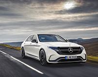 Mercedes-Benz EQS 400 e 63 S AMG