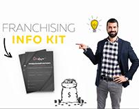 Franchising info kit|Франчайзинг бизнес предложение