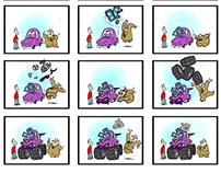 Car Sales Storyboard