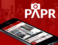 Papr- A Photobank in your smartphone!