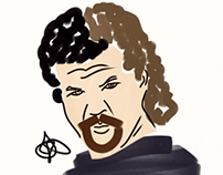 Eastbound and down - Danny mcbride