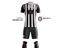 Beşiktaş JK Re-Branding