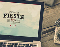Website - Frontier Fiesta - University of Houston