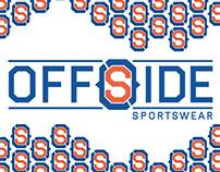 OFFSIDE Sportswear - Logo & Retail