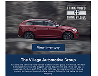 Boston Volvo Email Blast