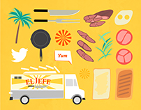 Chef Title Sequence