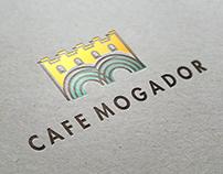 Cafe Mogador logo