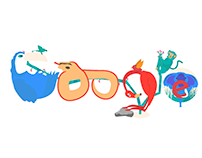 Google Doodle - World Animal Day