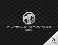 Morris Garages / Website Colombia