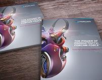 FORCAM Brochure Design