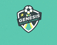Genesis Logo at Logo Design
