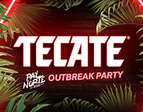 Tecate® Outbreak Party_ Pal Norte