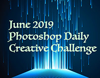June 2019 PS Daily Creative Challenge