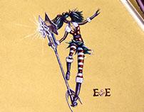 Evie (Paladins)